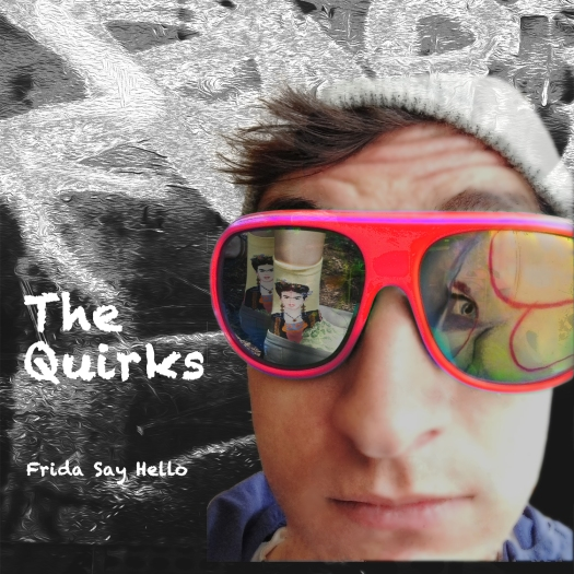 CD Cover Photo of The Quirks by Lynn S. Schwebach