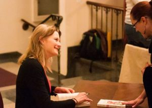 Photograph of author Jennifer Egan