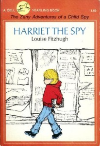 Harriet the Spy cover