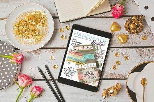 For Selling Online Photo of Handmade Seller Magazine